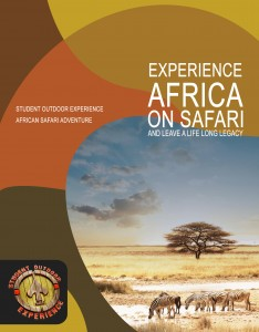 SOE African Safari Adventure